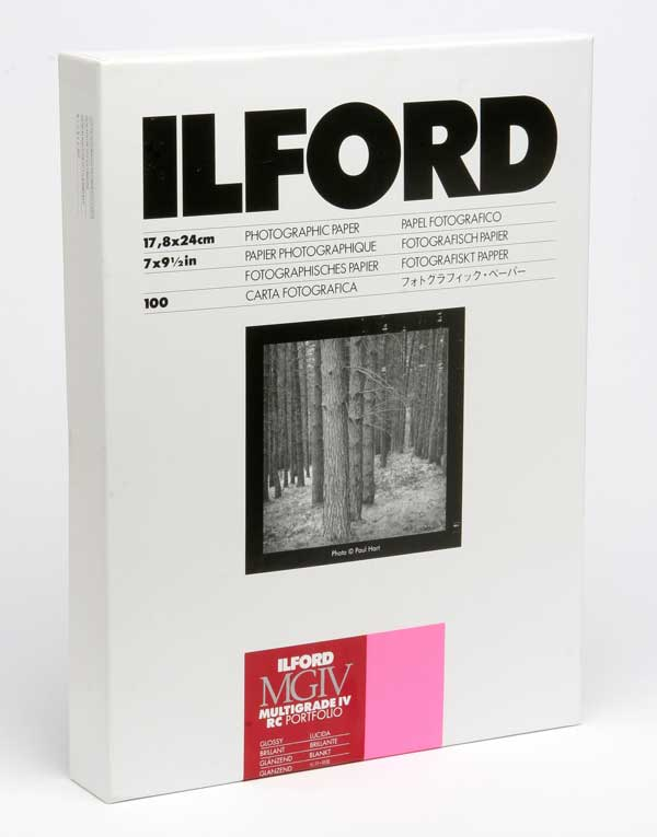 Ilford Multigrade Portfolio 1 K
