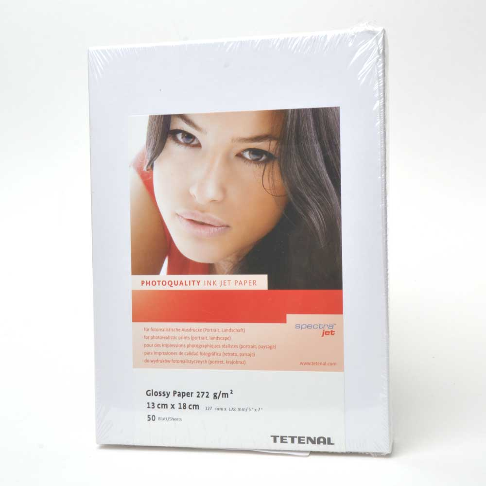 Spectra Jet Glossy Paper 272g