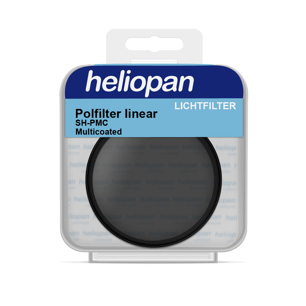 Polfilter linear SH-PMC vergütet