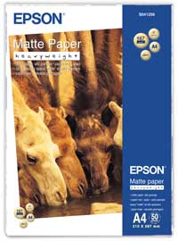 Epson Matte Paper Heavy Weight