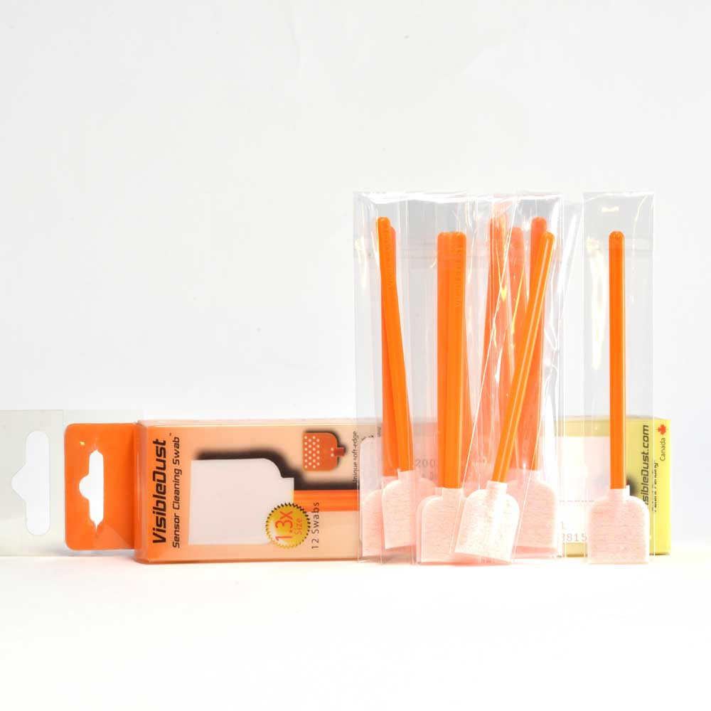 Super-soft-swabs Orange