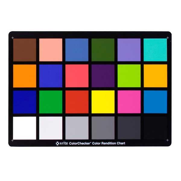 X-Rite ColorChecker® Classic Target