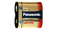 Photo Lithium Batterie- CR-P2 CR-P2P