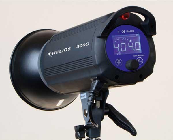 Helios - 300 C Studioblitzgerät