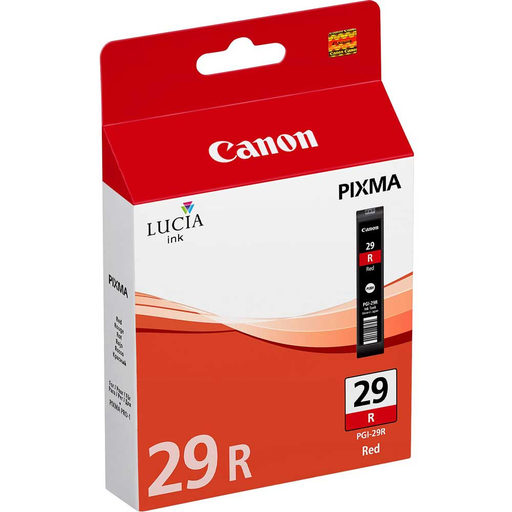 Canon PGI-29R Red