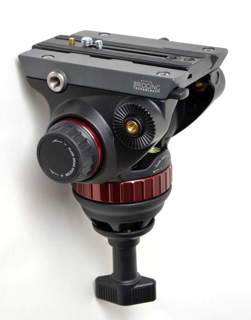 Manfrotto MVH502A Video Neiger