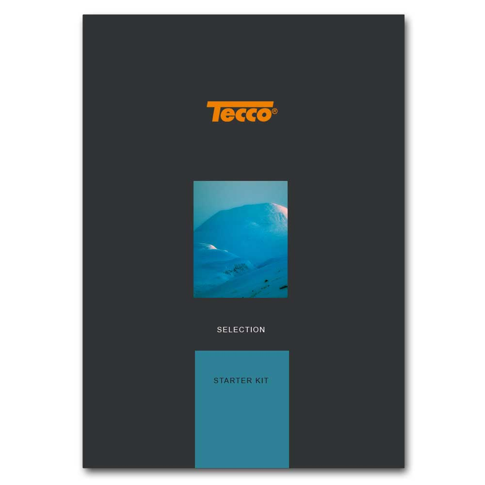 TECCO:PHOTO Starter Kit Photo Selection