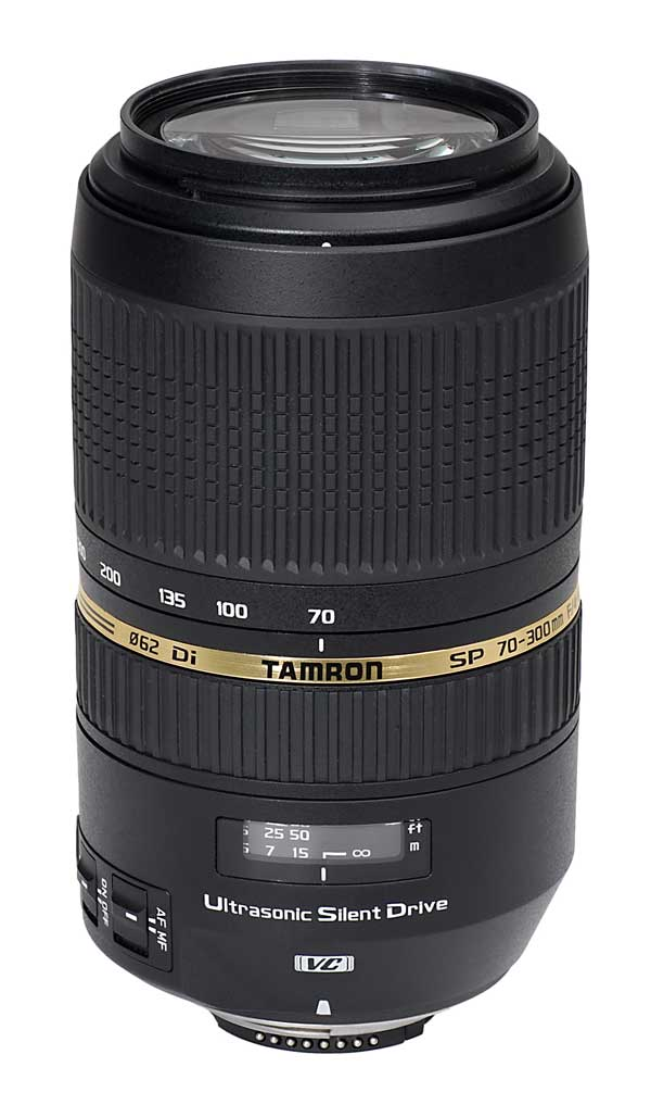 Tamron 4-5,6/70-300mm SP DI VC USD