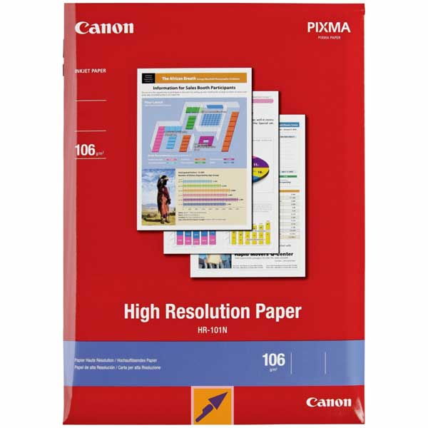 Canon High Resolution Paper HR-101N