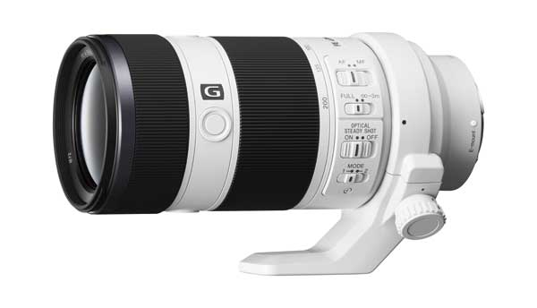 Sony FE 70-200mm F4 G OSS E-Mount
