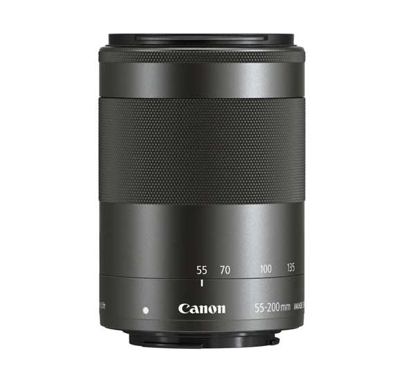 Canon EF-M 4,5-6,3 / 55-200mm IS STM
