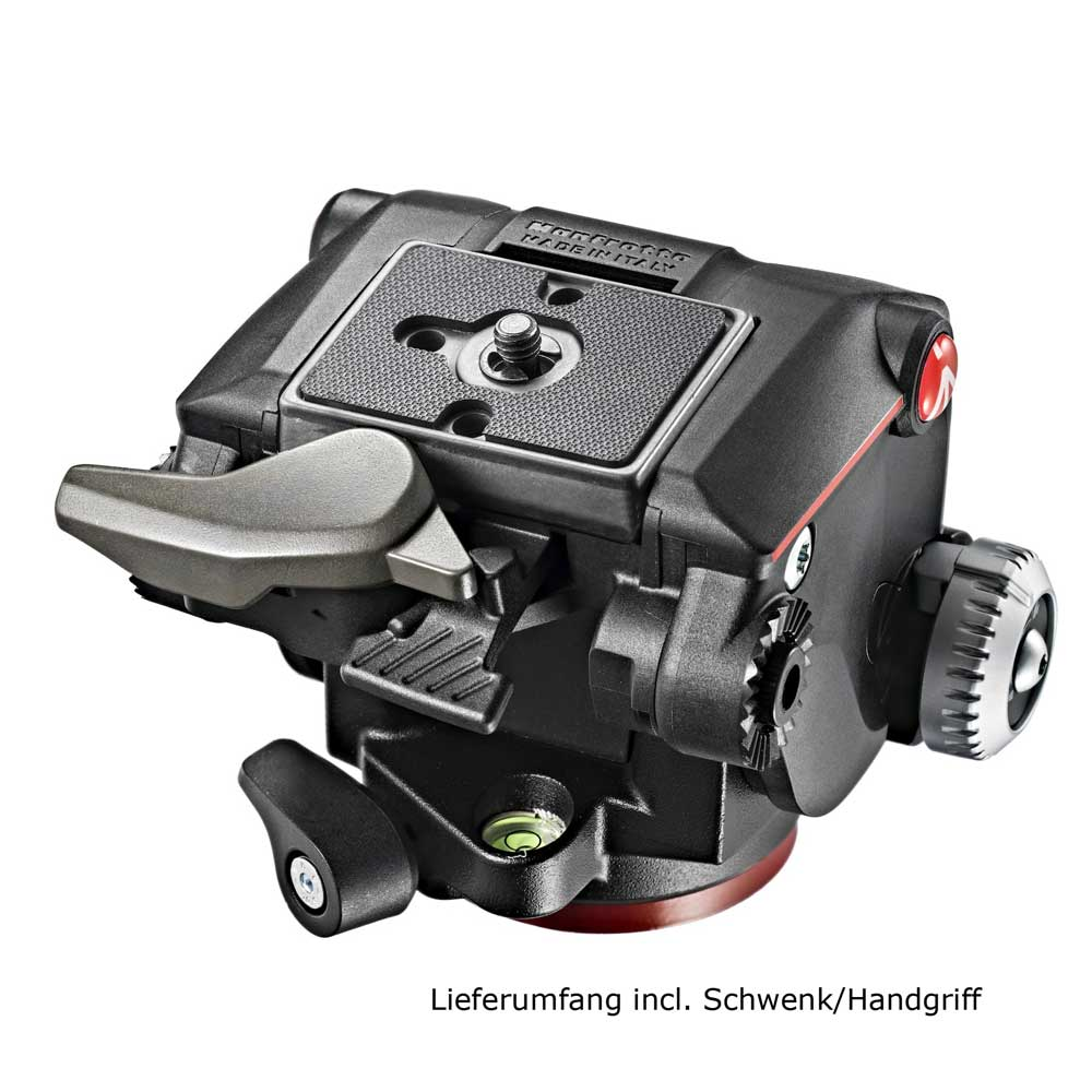 Manfrotto XPRO Fluid Kopf MHXPRO-2W