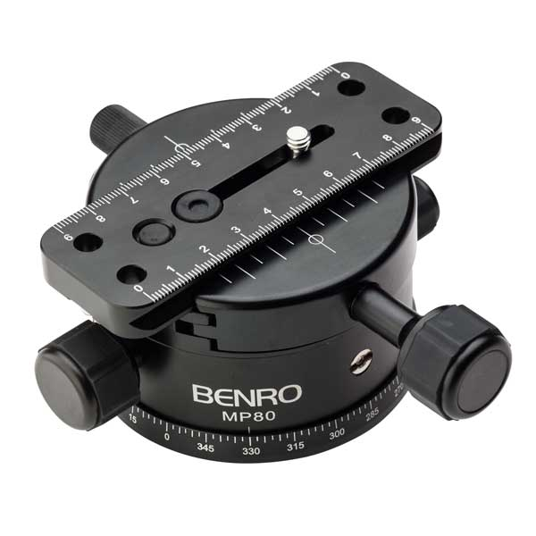 Benro Macro Photo Kopf MP80