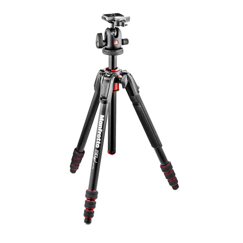 Manfrotto 190 go! Alu Set MT190GOA4TB-BH