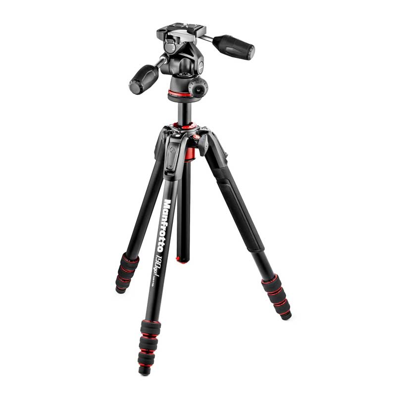 Manfrotto 190 go! Alu Set MT190GOA4TB-3W