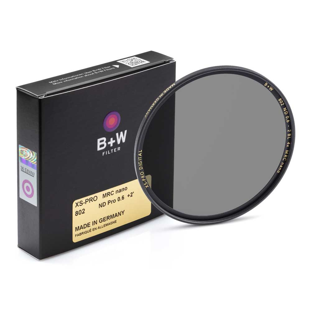 B+W | XS-Pro Graufilter MRC