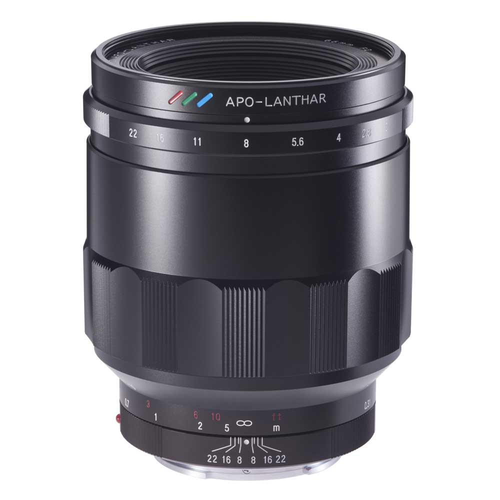 Macro APO-Lanthar 2,0/65 mm Objektiv für Sony E Mount