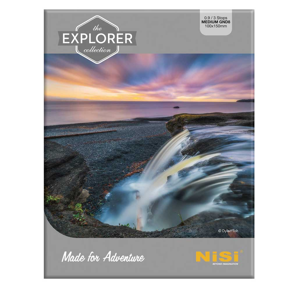 NiSi Explorer Medium IR GND8 (0,9)