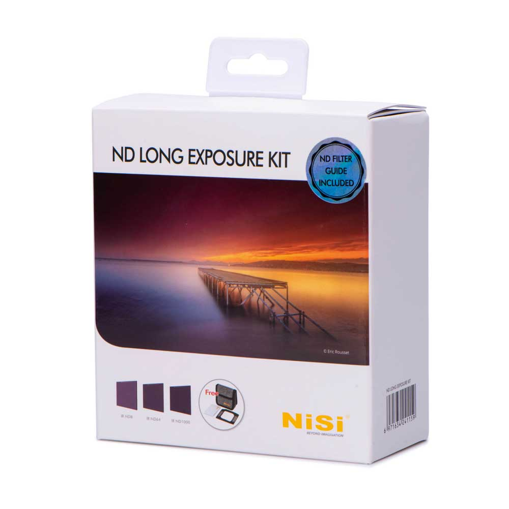 NiSi® 100 mm ND Long exposure Kit