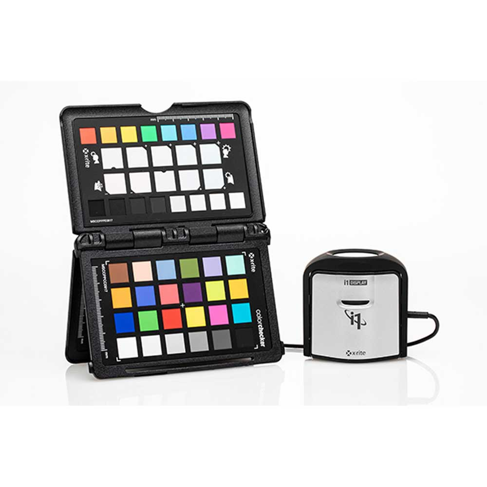 X-Rite i1ColorChecker Pro Photo Kit