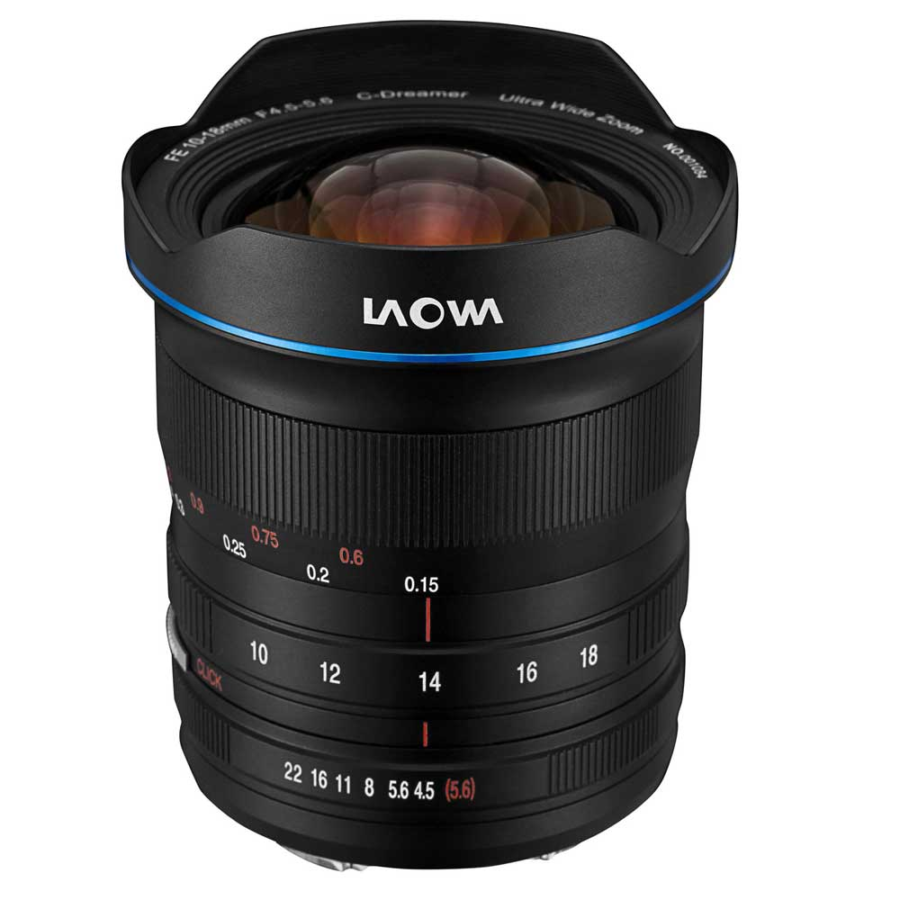 LAOWA 10-18mm f/4,5-5,6 Zoom Sony E