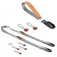 Camera straps & carrying systems