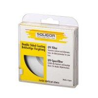Soligor UV Filter vergütet 77 mm incl. Kunststoff Box