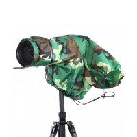 B.I.G. Kamera Tarn- und Regenschutz - camouflage