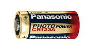 Photo Lithium Batterie CR 123A - (3 Volt / 1400 mAh)