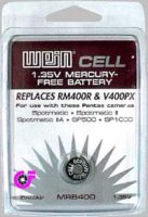 WeinCell Batterie MRB PX-400 (Ersatz für PX 400) 1,35 V
