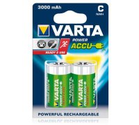 Varta Akku Power Baby (C/HR14) 2er Blist 1,2 V , 3000 mAh...