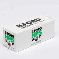 Ilford S/W Film HP 5 Plus, 120 Rollfilm  MHD (07/2022)