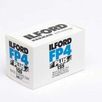 Ilford S/W Film FP 4 Plus, 135/36 Kleinbildfilm  (MHD...
