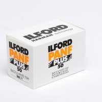 Ilford S/W Film PAN F Plus, 135/36 Kleinbildfilm  (MHD...