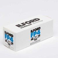 Ilford S/W Film FP 4 Plus, 120 Rollfilm MHD (01/2023)