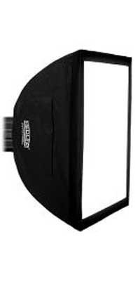 Hedler Softbox Maxisoft 70x70 cm - max. 2500 W # 7070