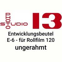 Dia Entwicklungsbeutel Studio 13 E-6 DIA 120er Rollfim...