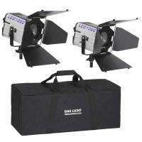 Hedler Profilux® Twin Kit LED 1000 2xLED1000 +...