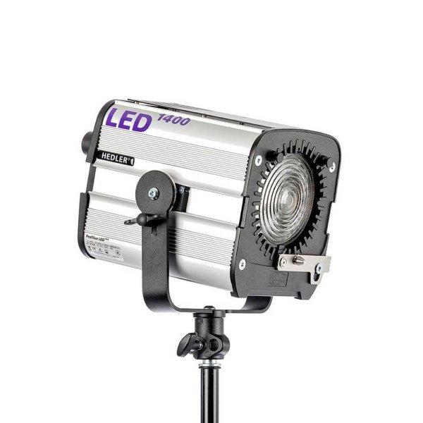 Hedler Profilux® LED 1400 Studioleuchte ca. 5600K und CRI>95