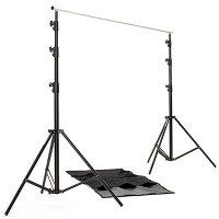 Hedler Hintergrund Stativ SET - PRO Backdrop (max. 3,85 M...