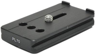 Benro PL-Wechselplatte BR-PL70 70x38x12 mm (Arca-Swiss style)