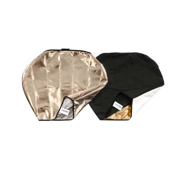 Lastolite Triflip Wechselreflektoren Set für Trigrip 45 cm, 7 Oberflächen