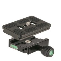 QR-60 Schnellkupplung 60 mm + Wechselplatte QRP-60