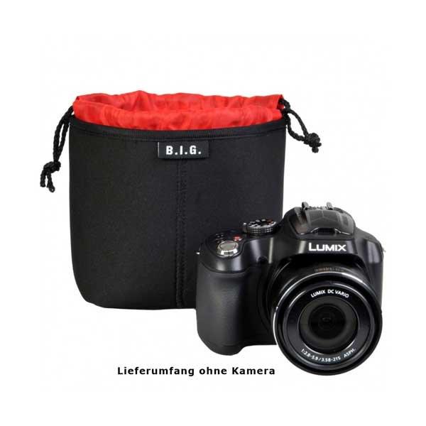 Neopren Kamerabeutel PC14 (14x14x10 cm)
