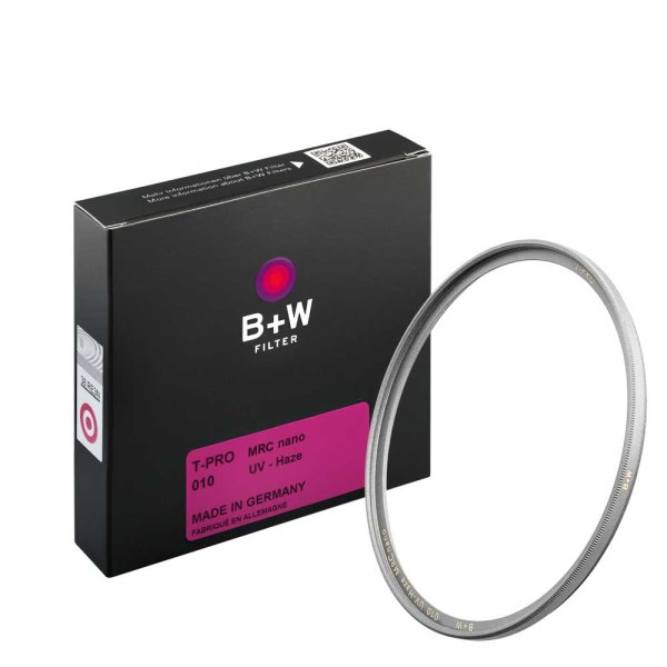 B+W Filter 010 UV | T-Pro | MRC nano vergütet