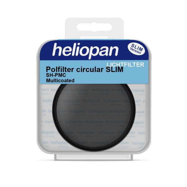 Heliopan Polfilter 8038   zirkular SLIM   SH-PMC vergütet