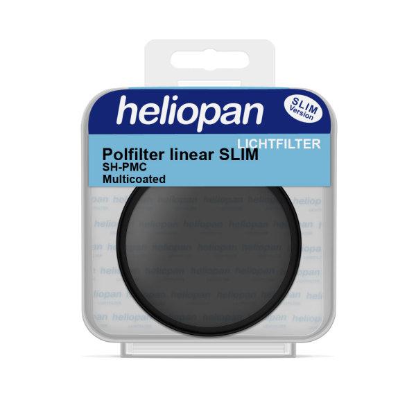 Heliopan Polfilter 8058   linear SLIM   SH-PMC vergütet