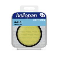Heliopan S/W Filter 1005 gelb hell (5) | vergütet