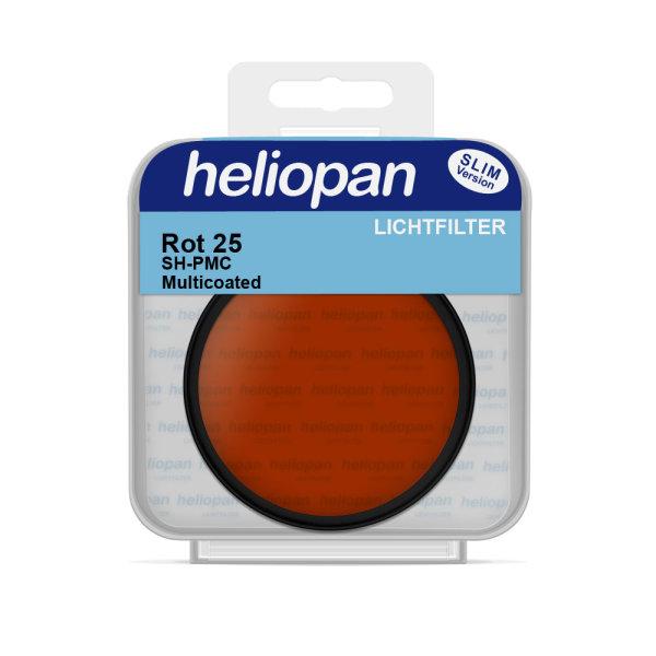 Heliopan S/W Filter 1075 rot hell (25)  | SH-PMC vergütet
