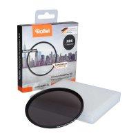 Rollei Premium Graufilter | vergütet | ND8 (0,9), 3...